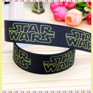 Star Wars Grosgrain Ribbon (2m)