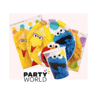 Sesame Street Party Pack - 40 Piece Set