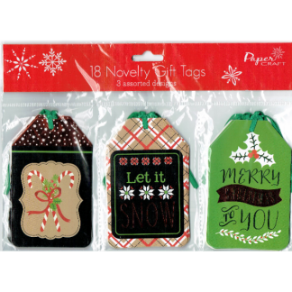 Christmas Novelty Gift Tags (18)