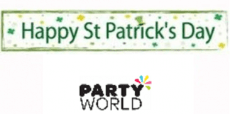 ST PATRICKS DAY BANNER