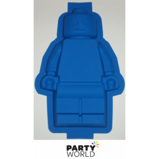 LEGO Man Silicone Mould