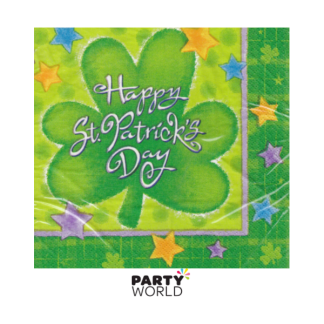 Happy St Patrick's Day Luncheon Napkins (16)