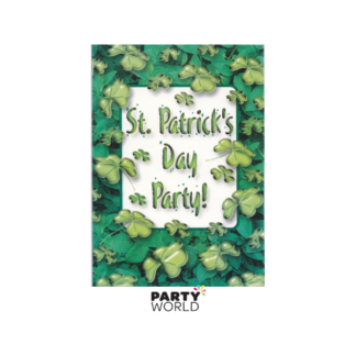 Happy St Patrick's Day Invitations (8)