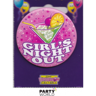 Girl's Night Out Badge (1)