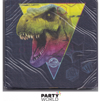 Jurassic World Luncheon Napkins (16)