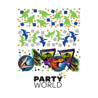Jurassic World Confetti 3-Pack