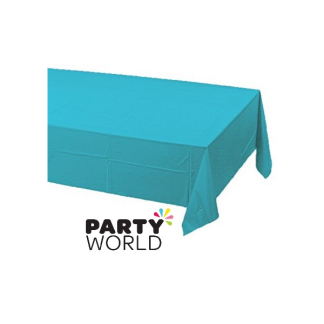 Bermuda Blue Rectangular Table Cover