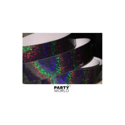 Holographic Tear Ribbon 50YDS
