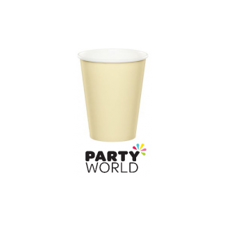 Ivory Paper 9oz Cups (24)