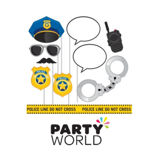 Police Party Photoprops