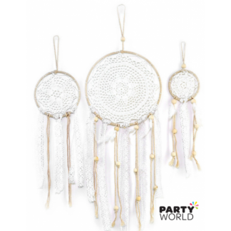 Indian Style Boho Dream Catcher Set (3 pcs)
