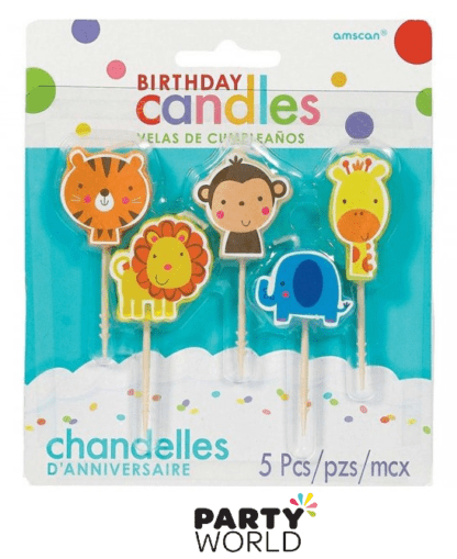 jungle candles