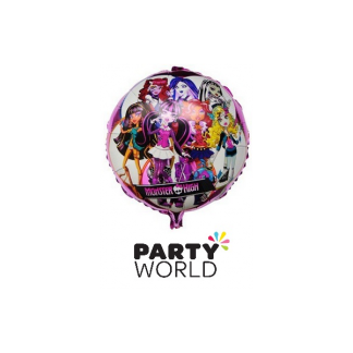 Monster High Large Foil Balloon