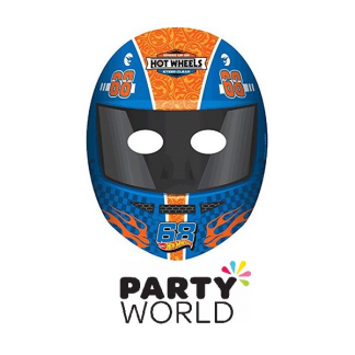 Hot Wheels Party Masks (8)