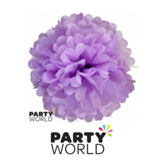 16in Puff Ball - Purple