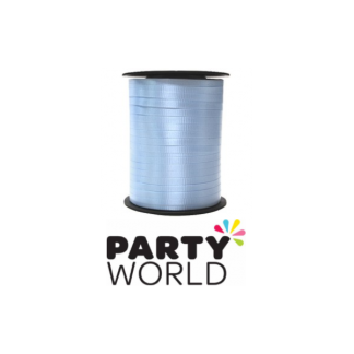 Sky Blue Curling Ribbon (500m)