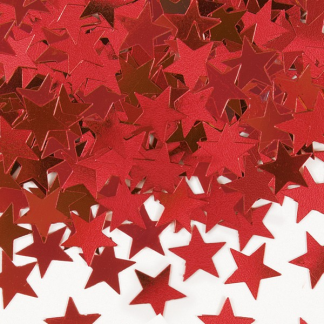 Red Star Confetti (25g)
