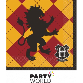 Harry Potter Houses Beverages Napkins (16)