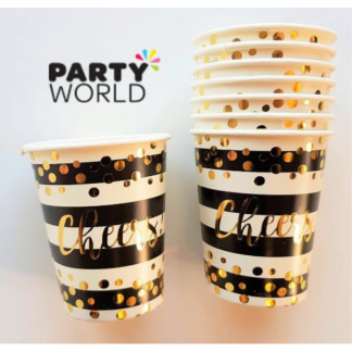 Cheers Paper Party Cups (8)
