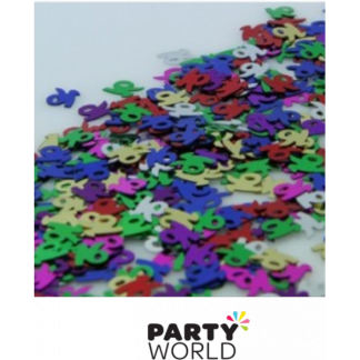 Multi Coloured 16 Scatters (25g)