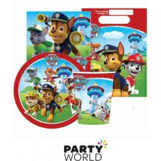 Paw Patrol Party Value Pack for 8 (40 pcs)