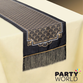 Roaring 20's Fabric Table Runner
