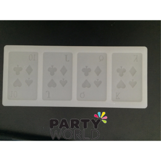 Playing Cards Silicone Mould