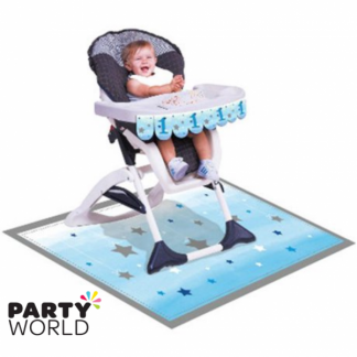 High Chair Kit - Boy One Little Star