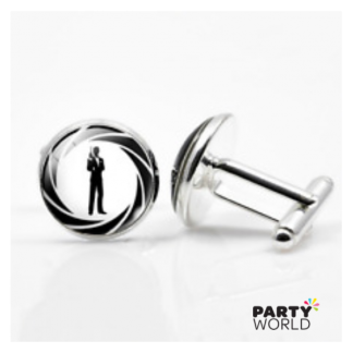 James Bond Cuff Links (2)