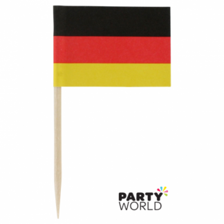 German Flag Picks (20)