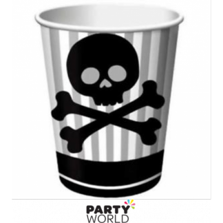 Pirate Paper Cups (8)
