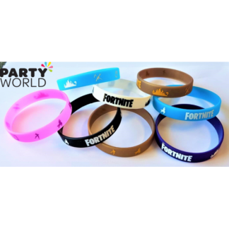 Fortnite Party Rubber Wristbands (8)