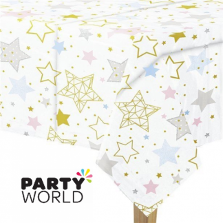 Twinkle Star Printed Tablecover