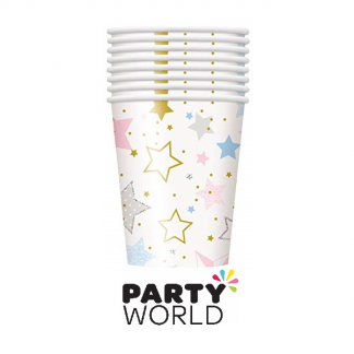 Twinkle Star Paper Cups (8)