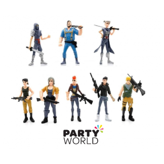 Fortnite Action Figurines 11 cm (8)