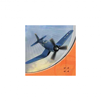 Disney Planes Dusty & Friends Luncheon Napkins (16)