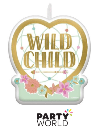 wild child candle