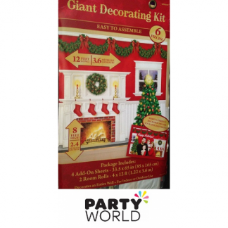Large Christmas Decorating Kit