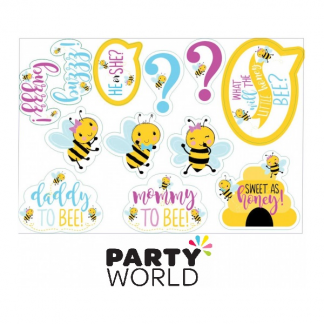What Will It Bee? Cardboard Cutouts