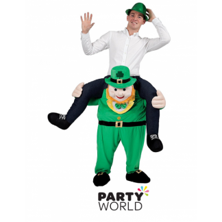 Carry Me Leprechaun St. Patrick's Day / Irish Costume