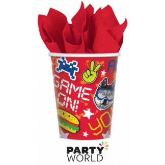 Epic Party Paper Cups (8)