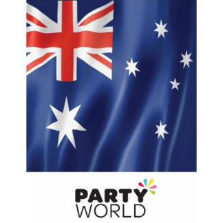 Australian Flag Luncheon Napkins