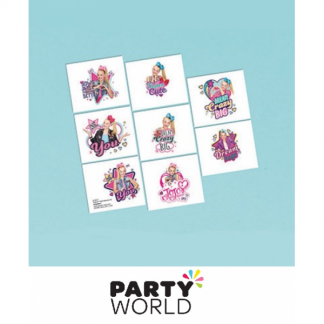 JoJo Siwa Temporary Tattoos (8)