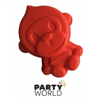 Monkey Shape Silicon Cake Mold