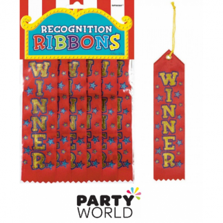 Winner Recognition Ribbons (12)