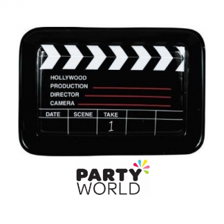 Hollywood Clapboard Melamine Platter