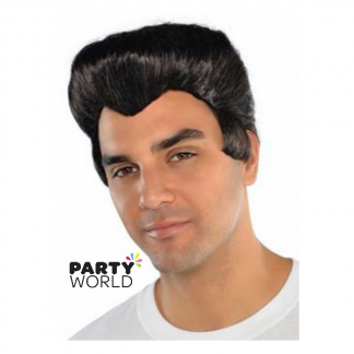 Fabulous 50's Greaser Wig