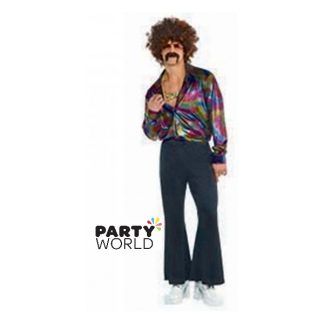 Disco 70's Far Out Bell Bottoms