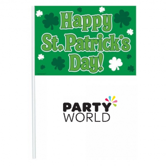 Happy St Patrick's Day Flags (12)