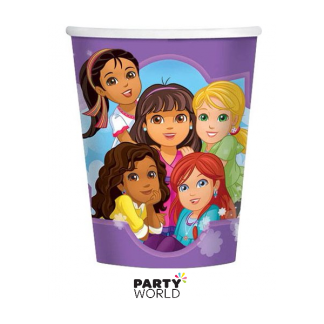 Dora & Friends Paper Cups (8)